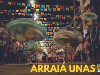 Dia 27 de Julho tem Arraiá em Heliópolis.