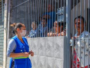 Distritos do Sacomã, Cursino e Ipiranga superam 22 mil casos de Covid-19