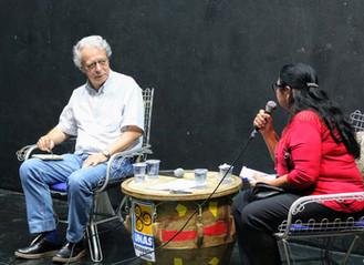 Frei Betto traz mensagem de esperança em encontro com movimentos sociais em Heliópolis