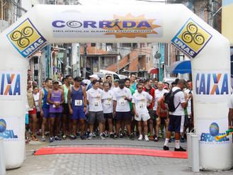 12º Corrida e Caminhada de Heliópolis dá um abraço na comunidade