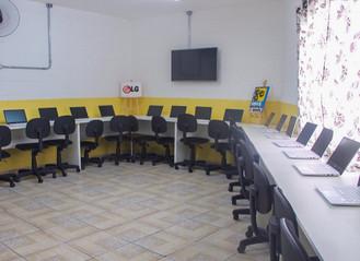 UNAS, Habitat Brasil e LG inauguram sala de informática para crianças em Heliópolis