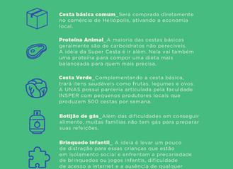 UNAS e Manu Gavassi lançam campanha para ajudar às famílias de Heliópolis