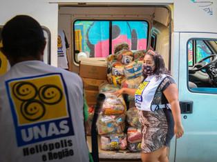 Prestação de Contas | Campanha Heliópolis No Combate Ao Coronavírus