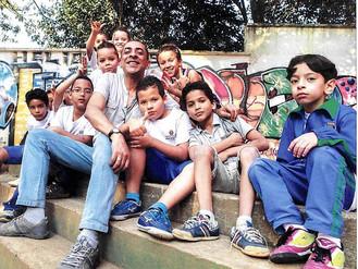 Professor Orlando fala sobre o surgimento e a importância do Movimento Sol da Paz em Heliópolis