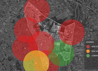 Dificuldades de acesso à internet prejudica moradores de Heliópolis durante a pandemia