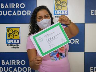 UNAS ganha Selo Doar de gestão e transparência