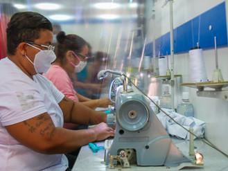 Costureiras de Heliópolis irão produzir máscaras de proteção ao Covid-19
