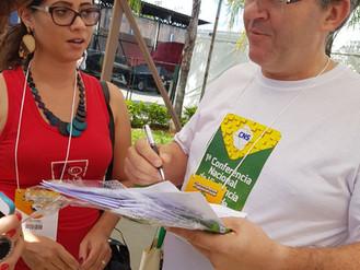 Mulheres de Heliópolis reivindicam Maternidade para a região na 1ª CNVS