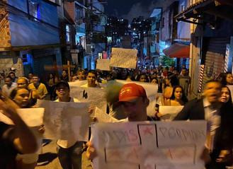 Nota de Solidariedade as famílias dos jovens mortos pela Polícia em Paraisópolis