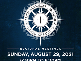 Invitation: Realign Resources for Mission Regional Meeting