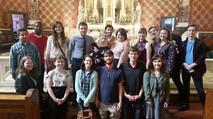 Mass at St. Matts