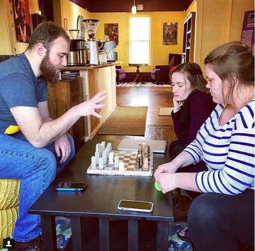 Chess at Dorothys