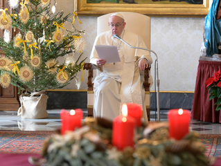 Pope Francis - Christmas Message