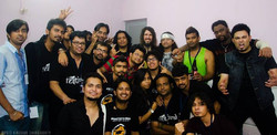 Bumblefoot, POint of View & Team E365 Media