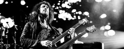 Ron Bumblefoot Thal, then lead guitarist of Guns & Roses, performed at THE Festival.