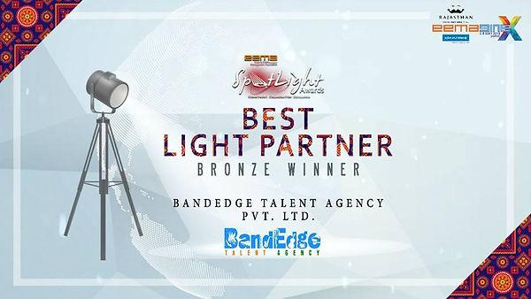 Spotlight Award Winner