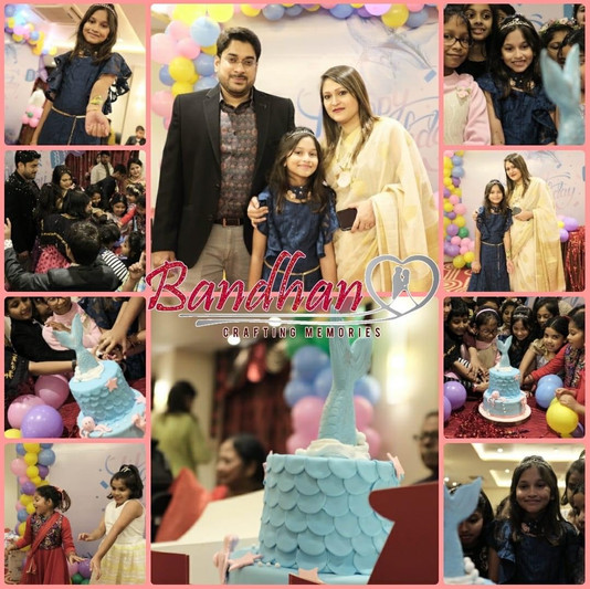 Bithday Party Collage