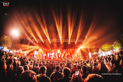 We excel in large scale concerts, starting from curation to delivery.