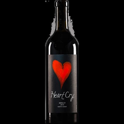 Heart Cry 2014 Merlot-North Coast