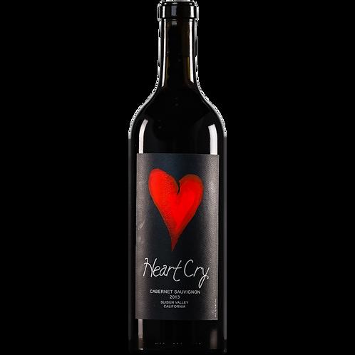 Heart Cry 2013 Cabernet Sauvignon