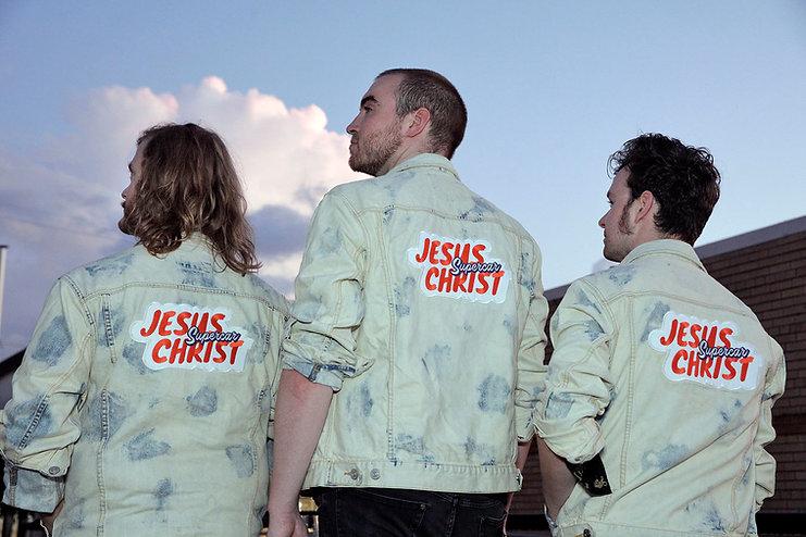 Jesus Christ Supercar