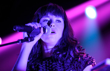Kimbra, The Pageant