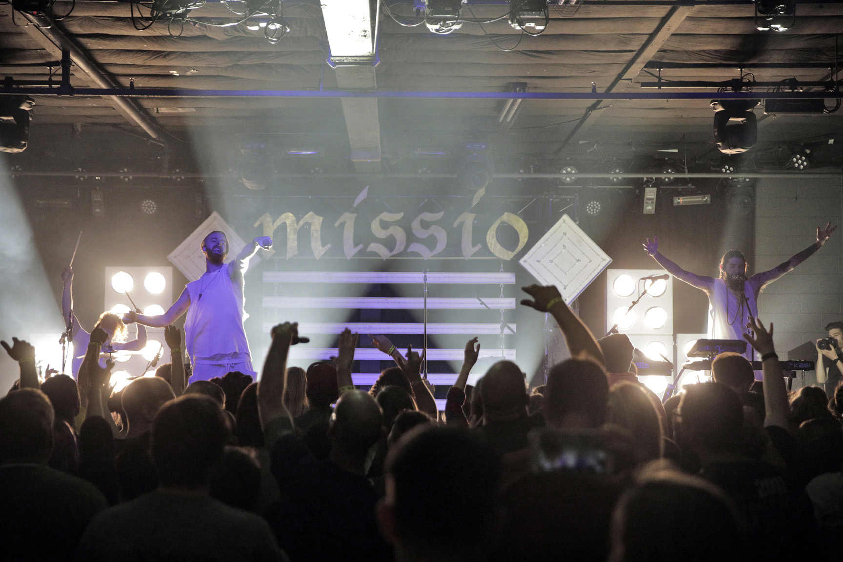 Missio, The Ready Room, STL