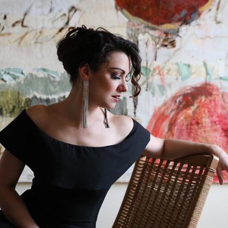 Mezzo Soprano, Sandra Piques Eddy
