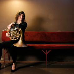 San Francisco Symphony French Horn, Jessica Valeri