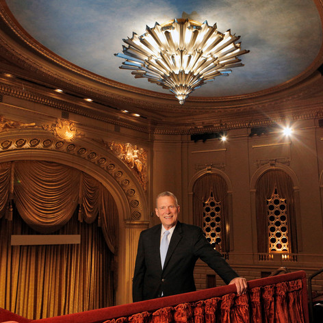 Former General Director of the San Francisco Opera, David Gockley