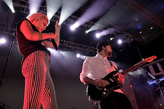 Phantogram, KC Live