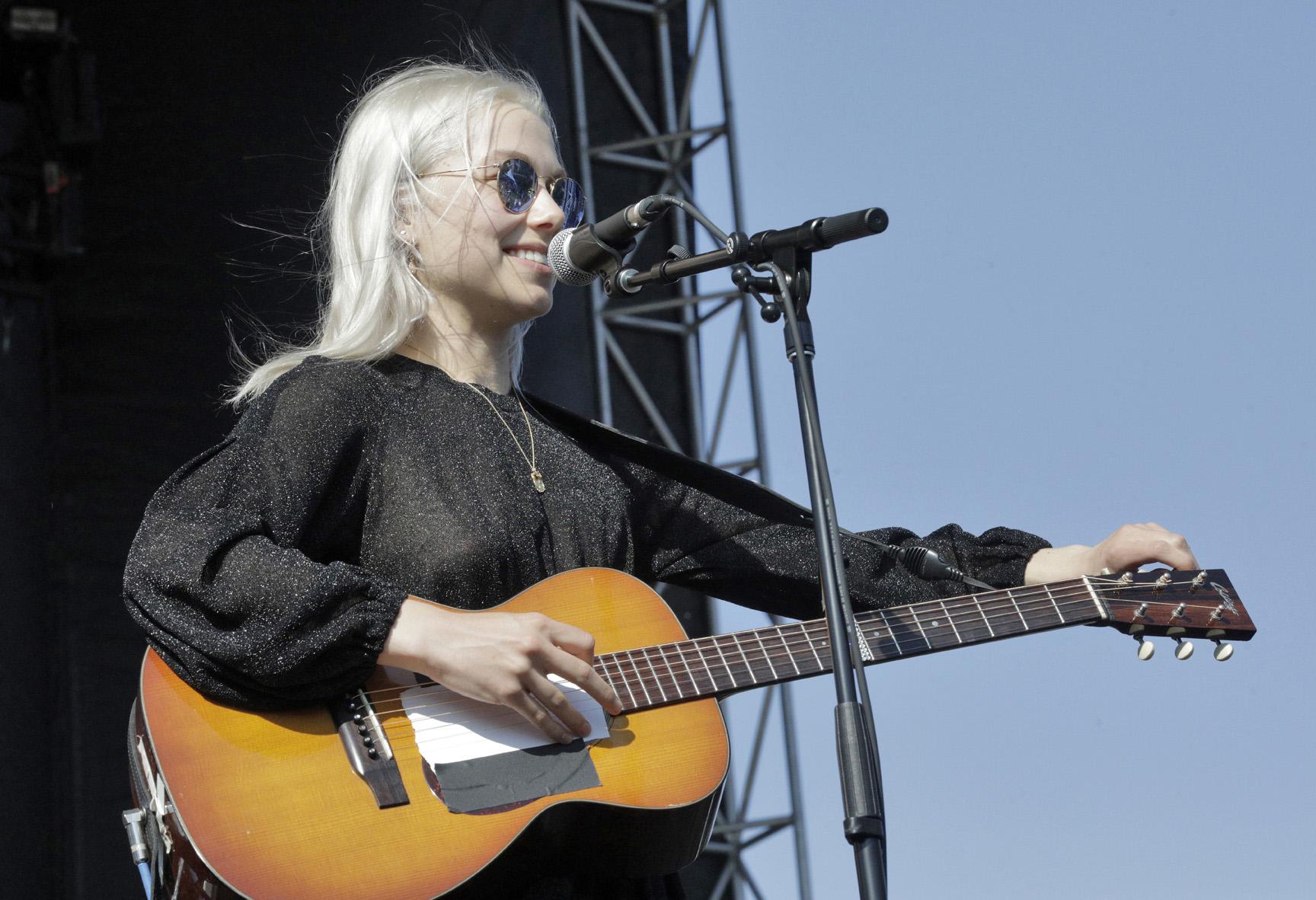 Phoebe Bridgers, 80/35 Festival