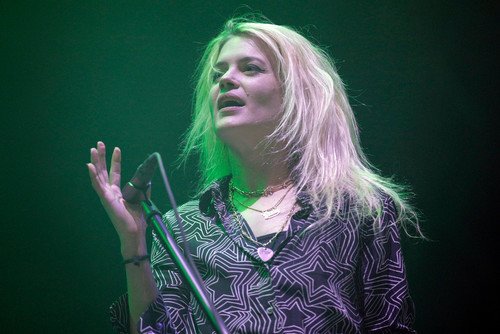 The Kills, Greek Theatre, Berkeley