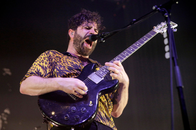 Foals, Pageant