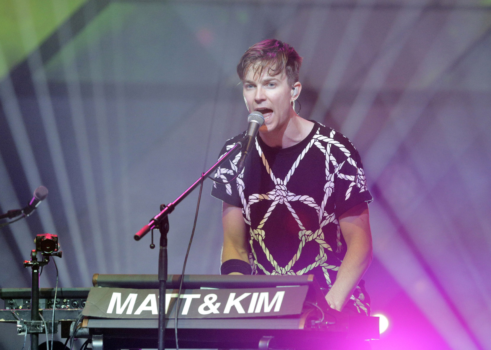 Matt and Kim, The Pageant