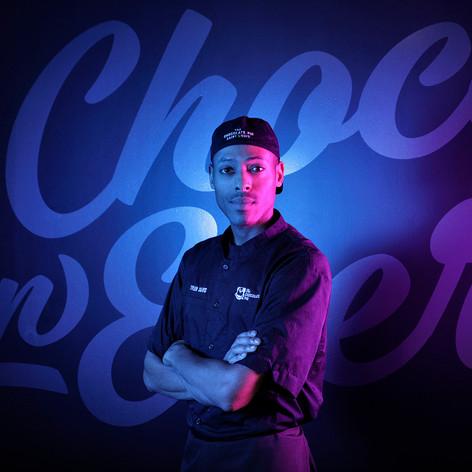 Tyler Davis, Chef