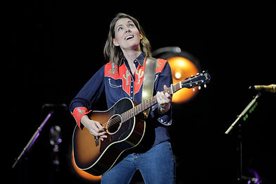 Brandi Carlile at 2019 Voodoo Music Fesival