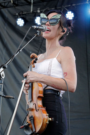 Amanda Shires, Roots N Blues N BBQ