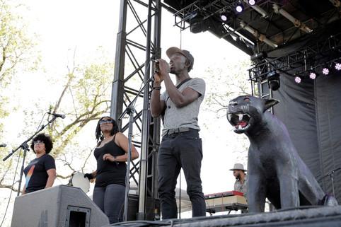 Black Pumas, Roots N Blues N BBQ