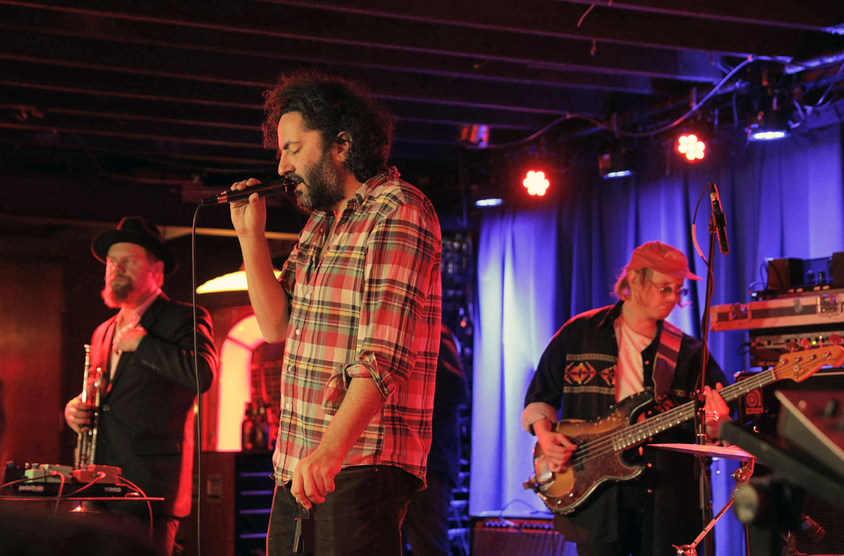 Destroyer, Blueberry Hill, Duck Room