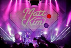 Matt and Kim, The Pageant