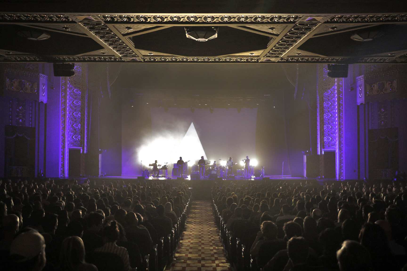 Fleet Foxes, Peabody Opera House