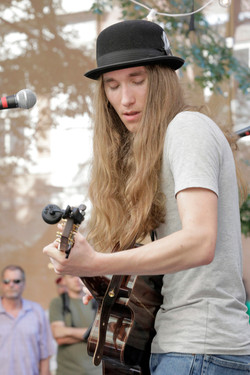 Sawyer Fredericks, 80/35 Festival