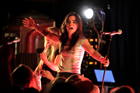 The Aces, Duck Room