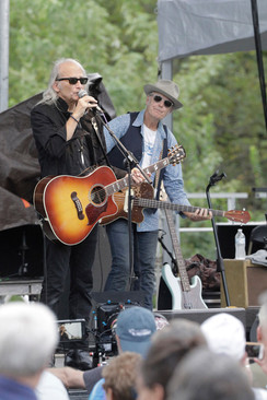 Dave Alvin and Jimmie Dale Gilmore , Roots N Blues N BBQ