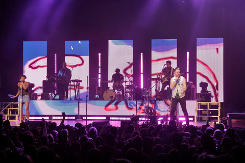 Fitz and the Tantrums, The Pageant