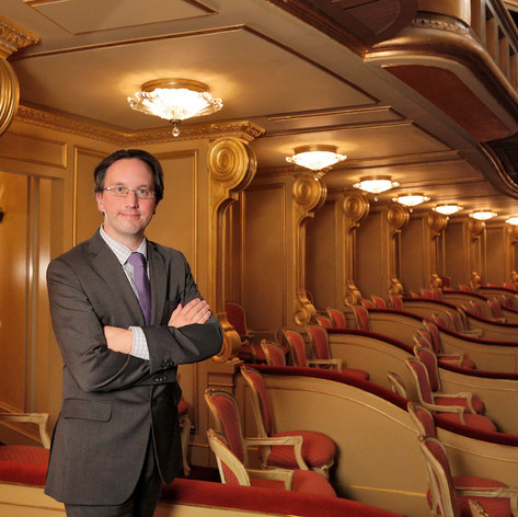 General Director of the San Francisco Opera, Matthew Shilvock