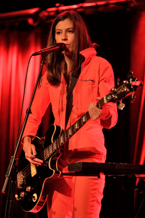 Katie Toupin, Old Rock House