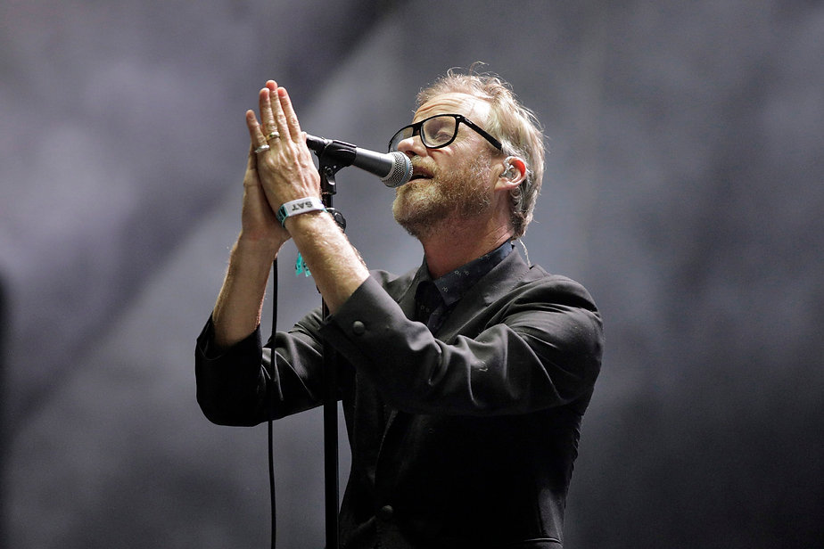 The National at 2019 Voodoo Music Festival