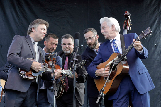 Del McCoury, Roots N Blues N BBQ